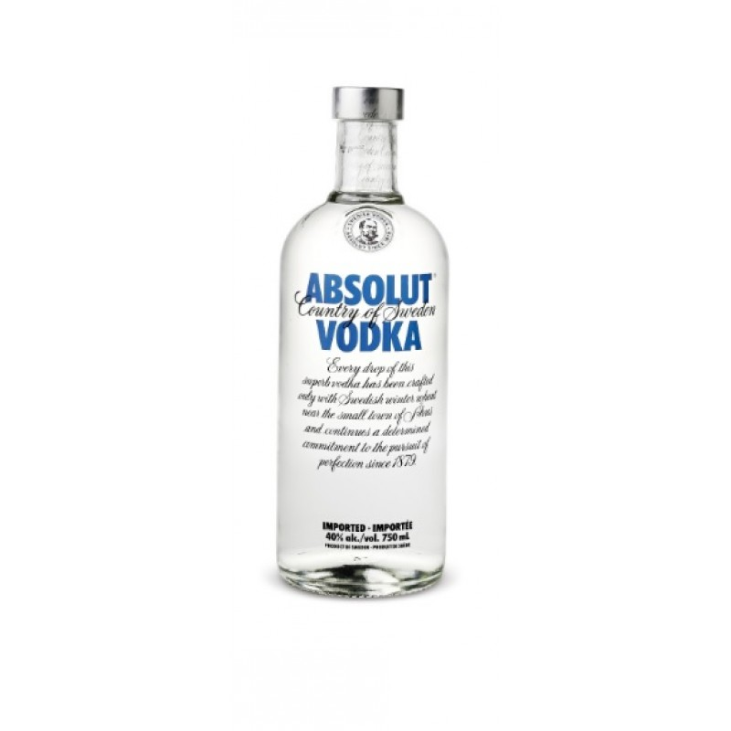 Absolut Vodka 375