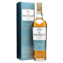 Macallan 15 años